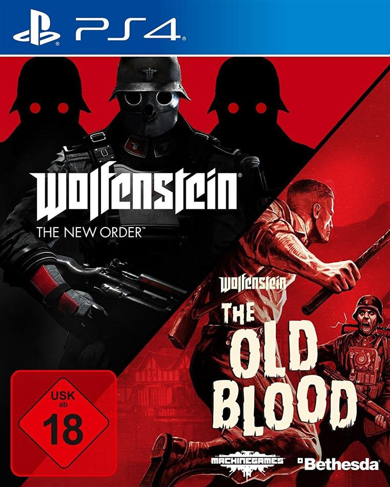 Wolfenstein Doublepack: The New Order & The Old Blood (German Edition)