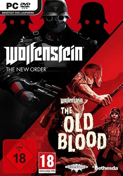Wolfenstein Doublepack: The New Order & The Old Blood
