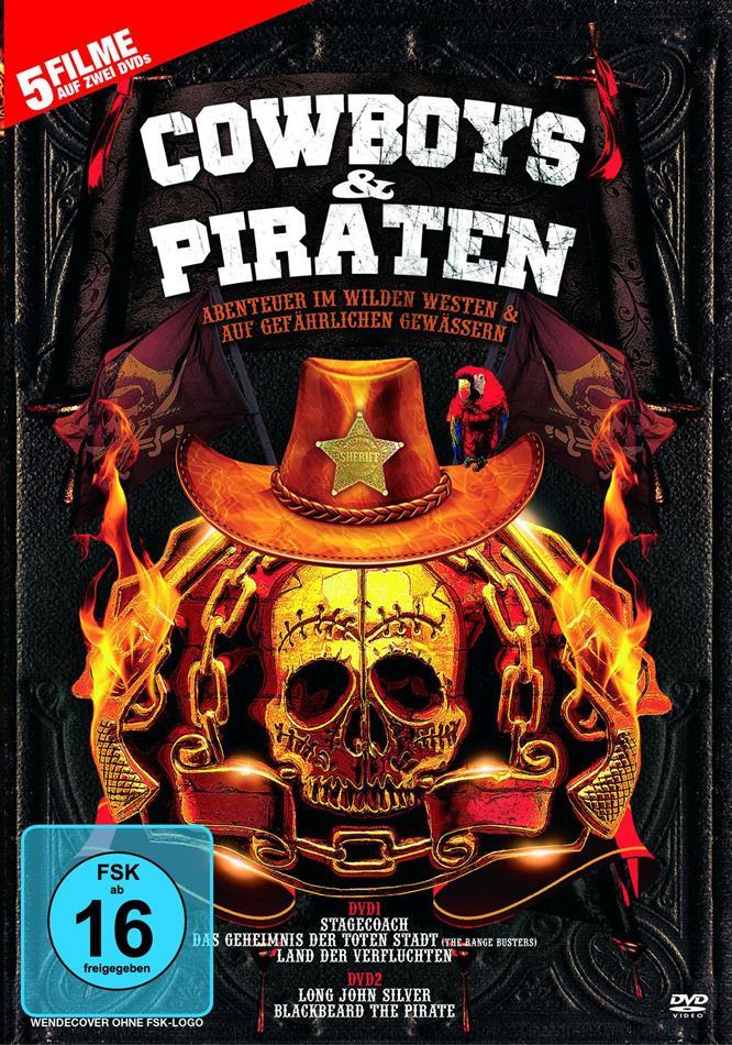 Cowboys & Piraten (2 DVDs)