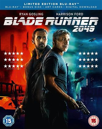 Blade Runner 2049 (2017) (Limited Edition, 2 Blu-rays)