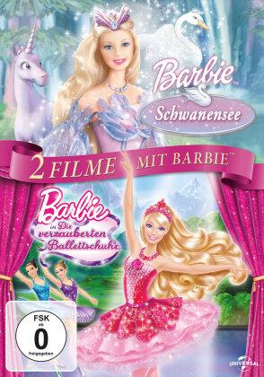 Barbie - Schwanensee / Die verzauberten Balletschuhe (2 DVDs)