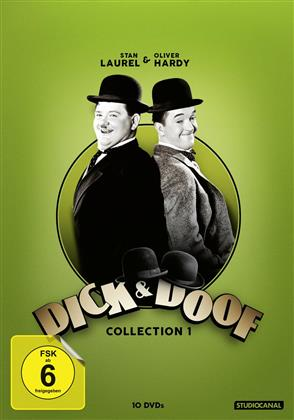 Dick & Doof - Collection 1 (n/b, 10 DVD)