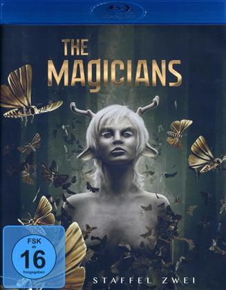 The Magicians - Staffel 2 (3 Blu-rays)