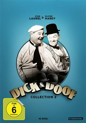 Dick & Doof - Collection 2 (n/b, 10 DVD)