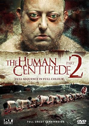 The Human Centipede 2 - Full Sequence (2011) (Color Version, Kleine Hartbox, Uncut)