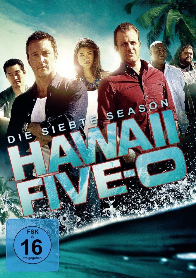 Hawaii Five-O - Staffel 7 (2010) (6 DVDs)