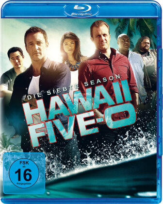 Hawaii Five-O - Staffel 7 (2010) (5 Blu-rays)