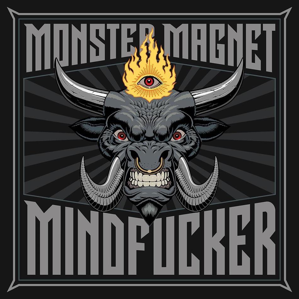 Monster Magnet - Mindfucker - Gatefold (Silver Vinyl, 2 LPs)