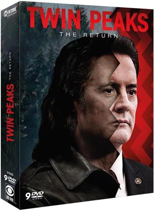 Twin Peaks - Saison 3 - The Return (9 DVDs)
