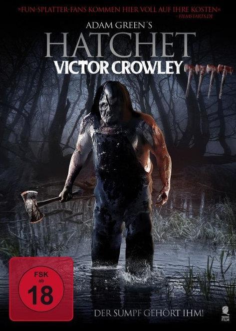 Hatchet - Victor Crowley (2017) (Uncut)