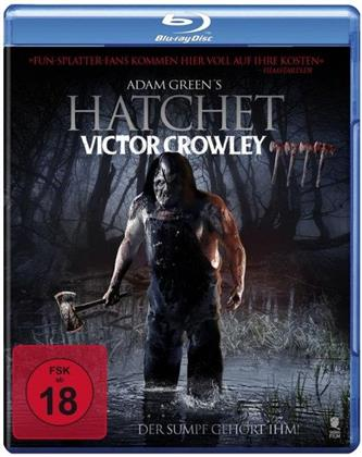 Hatchet - Victor Crowley (2017) (Uncut)
