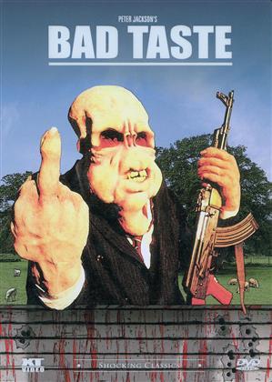 Bad Taste (1987) (Shocking Classics, Metalbox, Uncut, 2 DVDs)