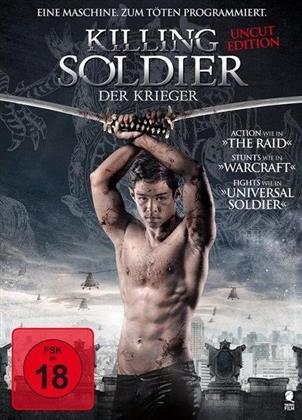 Killing Soldier - Der Krieger (2017) (Uncut)