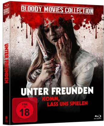 Unter Freunden (2012) (Bloody Movies Collection, Uncut)