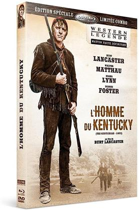 L'homme du Kentucky (1955) (Western de Légende, Limited Edition, Special Edition, Blu-ray + DVD)