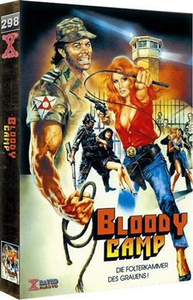 Bloody Camp (1978) (Cover A, Grosse Hartbox, Uncut)