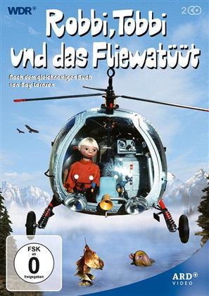 Robbi, Tobbi und das Fliewatüüt (1972) (2 DVDs)