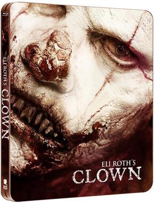Clown (2014) (Limited Edition, Steelbook, Uncut, Blu-ray + DVD)