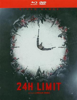 24H Limit (2017) (Steelbook, Blu-ray + DVD)