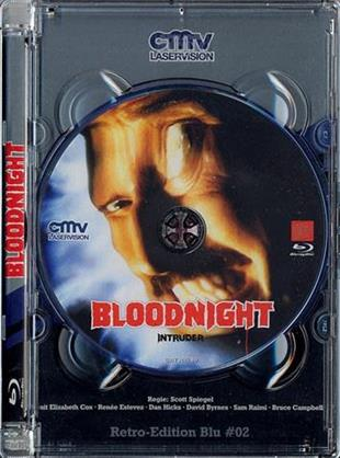 Bloodnight - Intruder (1989) (Retro Edition, Jewel Case, Limited Edition, Uncut)