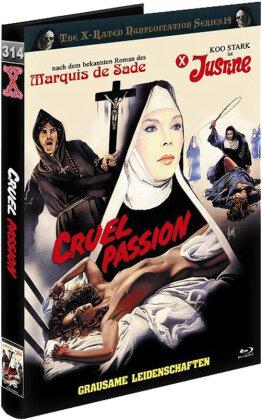 Cruel Passion - Grausame Leidenschaften (1977) (Kleine Hartbox, The X-Rated Nunploitation Series, Limited Edition, Uncut)