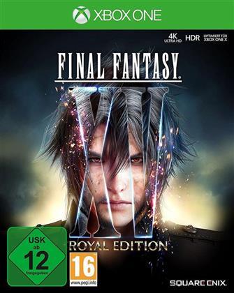 Final Fantasy XV (Royal Edition)