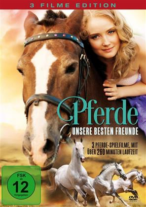 Pferde, unsere besten Freunde