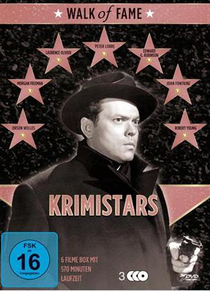 Walk of Fame - Krimistars (3 DVDs)