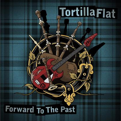 Tortilla Flat - Forward To The Past (Blue Vinyl, LP)