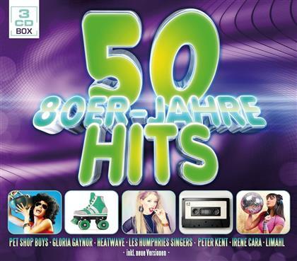 50 80er-Jahre Hits (3 CDs)