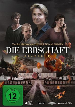 Die Erbschaft - Staffel 3 (3 DVDs)