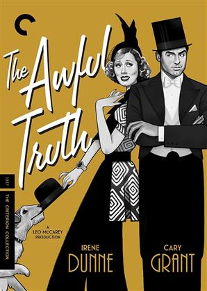 The Awful Truth (1937) (s/w, Criterion Collection)