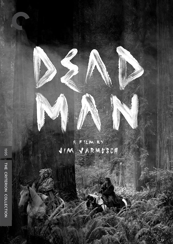 Dead Man (1995) (s/w, Criterion Collection)