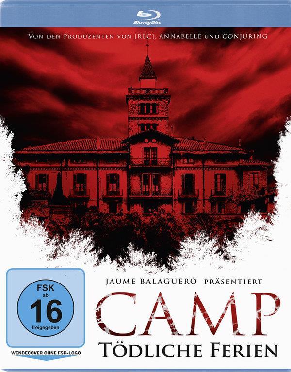 Camp - Tödliche Ferien (2015)