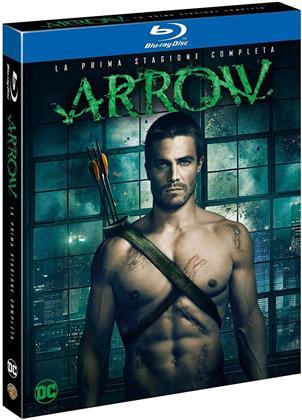 Arrow - Stagione 1 (4 Blu-rays)