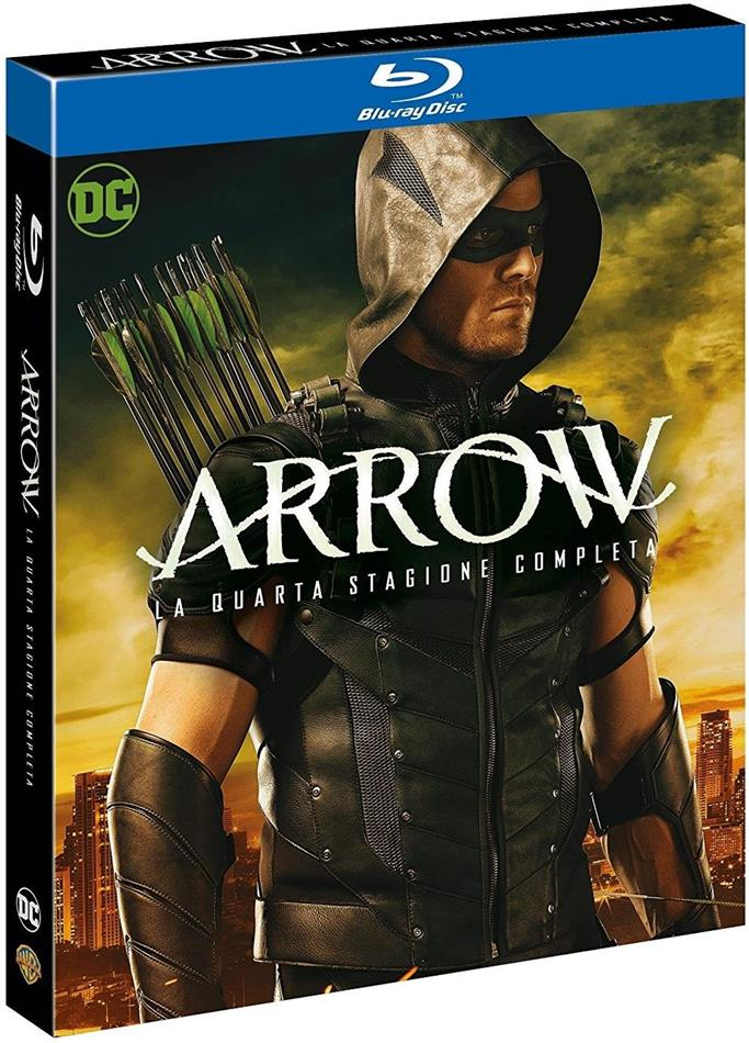Arrow - Stagione 4 (4 Blu-rays)