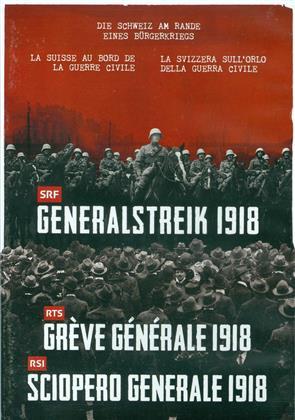Generalstreik 1918 - SRF Dokumentation (2018)