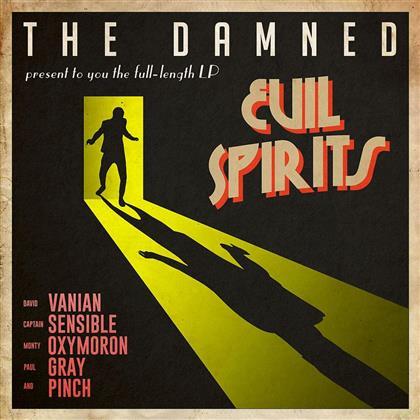 The Damned - Evil Spirits (LP)