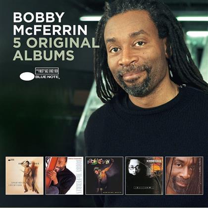 Bobby McFerrin - 5 Original Albums (5 CD)