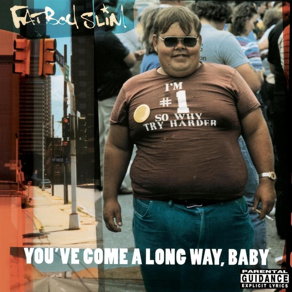 Fatboy Slim - You've Come A Long Way Baby (Art Of The Album-Edition, 2 LPs)