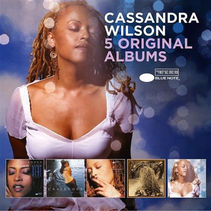 Cassandra Wilson - 5 Original Albums (5 CDs)