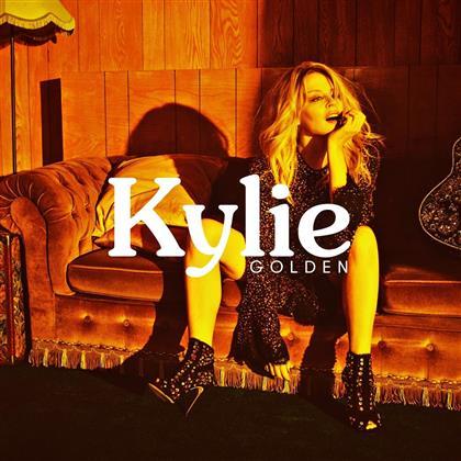 Kylie Minogue - Golden - 4 Bonustracks, : A5-sized case bound book (14,1 cm Breite), 20 pages (Deluxe Edition)