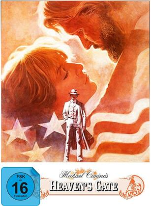 Heaven's Gate (1980) (US Kinoversion, Collector's Edition, Director's Cut, Edizione Limitata, Mediabook, 2 Blu-ray + DVD)