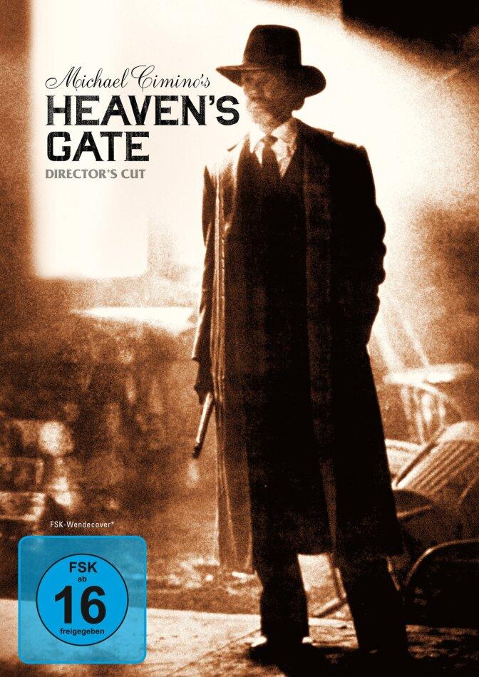 Heaven's Gate (1980) (Director's Cut)