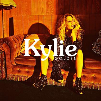 Kylie Minogue - Golden - Super Deluxe 12 x 12 Hard Back Book with Vinyl and CD album (Deluxe Edition, Limited Edition, LP + CD)
