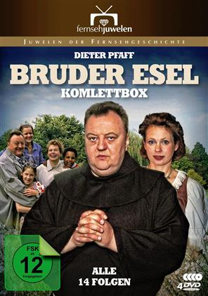 Bruder Esel - Komplettbox (Fernsehjuwelen, 4 DVDs)