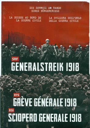 Sciopero Generale 1918 - RSI Documentazione (2018)