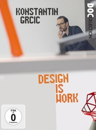 Konstantin Grcic - Design is Work (2017) (Digibook)