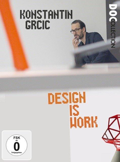Konstantin Grcic - Design is Work (2017) (Digibook)