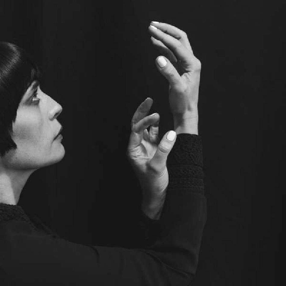 """Angele David-Guillou - Mouvements Organiques (12"""" Maxi + Digital Copy)"""